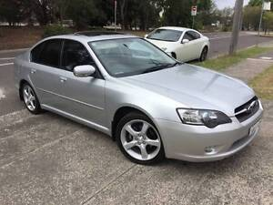 2005 Subaru Liberty Auto Low Ks LOGBOOKS SUNROOF 2 Keys Mags A1 Sutherland Sutherland Area Preview