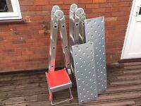 4x4 Multi Purpose Ladder (RRP £199.99)