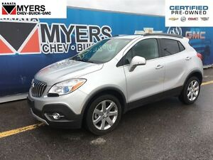 2016 Buick Encore ALL WHEEL DRIVE, LEATHER, SUNROOF, NAV