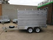 10x6 Tandem Cattle Trailer Stock Trailer Seaford Frankston Area Preview