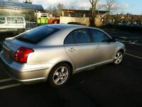 Toyota Avensis great car