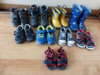 Bundle of Boys' Shoes