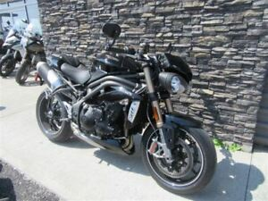 2016 Triumph Speed Triple -