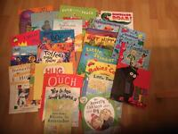 Bundle of Toddler/Children's Paperback Books - 30 in Total!