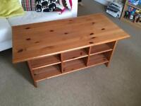 Ikea Leksvig coffee table, rrp £75