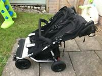 Mountain Buggy V3 Duet Double Buggy