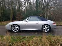 Porsche 911 , 996 Carera 2 Convertible Triptronic Auto 2003