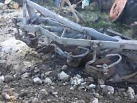 Ferguson 3 furrow plough