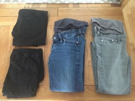 Maternity Clothes - Size 8