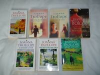 Collection of 7 Joanna Trollope Books