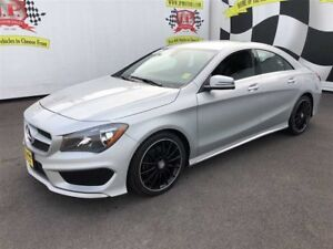 2015 Mercedes-Benz CLA-Class 250, Navigation, Leather, AWD, 52,