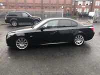 BMW five serious 3 L diesel auto MOTM sport +73,000 on the clock engine Gearbox excellent