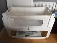 Snüz SnuzPod 3-in-1 bedside crib