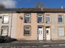 3 BEDROOM TERRACED HOUSE - WATTSTOWN, PORTH £380 PER MONTH