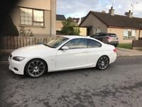 BMW 320D COUPE MSPORT