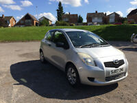 TOYOTA YARIS- T2- 1.0- PERFECT FIRST CAR!