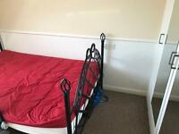Double bed with mattress - need gone by Saturday