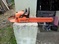 "Taurus 18"" Chainsaw"