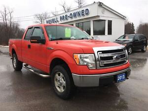 2013 Ford F-150 XLT *1 Owner New Brakes Remote Start Power Seat