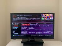24 inch LED TV (JVC)