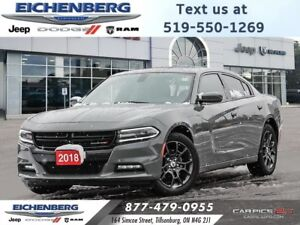 2018 Dodge Charger GT *ALL WHEEL DRIVE*
