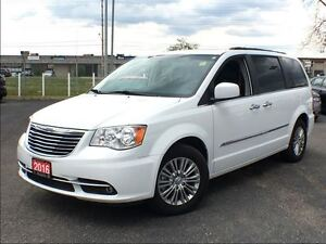 2016 Chrysler Town & Country TOURING-L**LEATHER**NAV**DUAL DVD**
