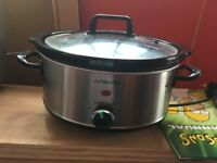 Large Slow cooker Bargain only £8
