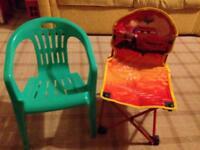 Kids chairs 2-5