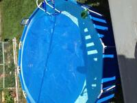 12 foot pool just bought this year