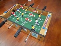 Children small Foosball table