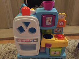 Toddler/children's kitchen little tikes