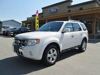 2011 Ford Escape LIMITED - LOADED!!