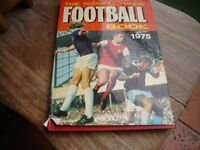 The Topical Times Football Book 1975