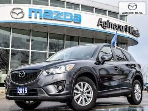 2015 Mazda CX-5 GS | Sunroof | Htd Sts | Bluetooth | Pwr Seat
