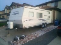 Great condition well built 2001 trailer!!