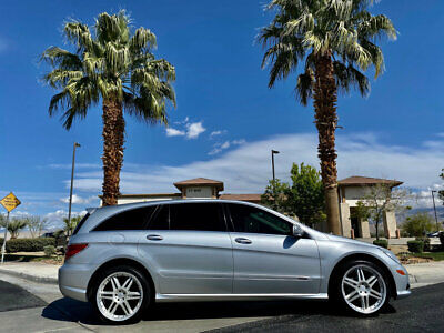 2008 MERCEDES BENZ R350 R CLASS LUXURY SUV SPORT UTILITY AWD SELLING NO RESERVE