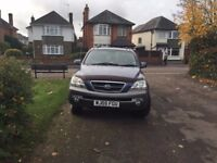 Kia Sorento CRDI XE ,Diesel , Manual, Good condition inside and out