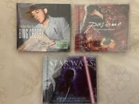 New and sealed CDs