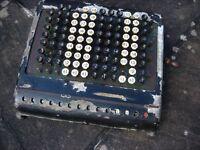 Antique calculator