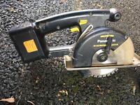 Panasonic metal cutter