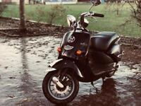 Aprillia Mojito custom 50cc 2005