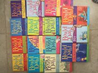 Ronald Dahl book bundle 15 books