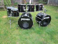 Drums - Premier APK Double Bass Drum Kit