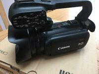 Cannon XA Professional Video Camera