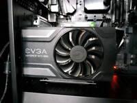 EVGA GTX 1060 6GB SC edition