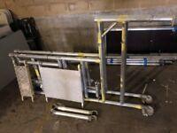 Podium Mk I 1000 - 1250 Ali Platform