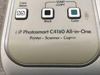 HP Photo smart C4180 all in one, printer, scanner, copier