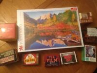 Selection of puzzles