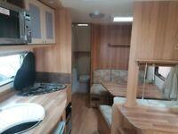 Bailey orion 4 berth caravan for sale