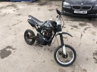 Pit bike 125cc ,Motocross, Dirt bike,4 speed manual, offroad,great condition